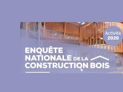 ENQUËTE Nationale Construction BOIS_2020
