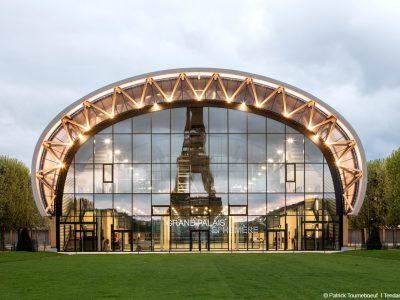 Forum bois 2021 grand Palais